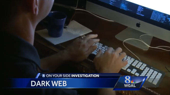 "WGAL'S Brian Roche Talks To CEO Jason McNew About The ""Dark Web"""