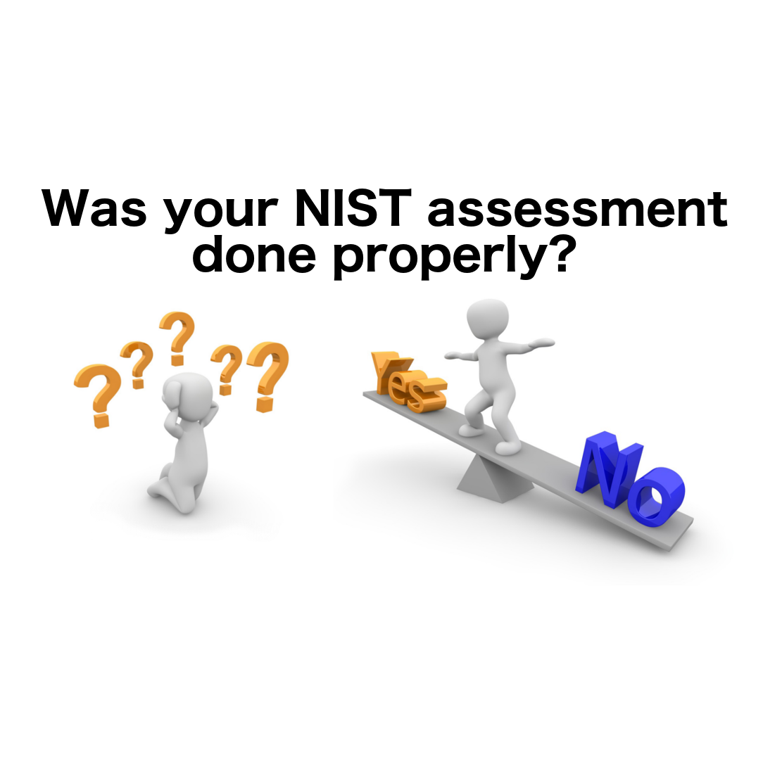 NIST Assessment