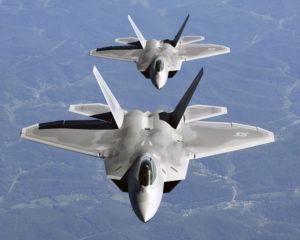 Lockheed F-22