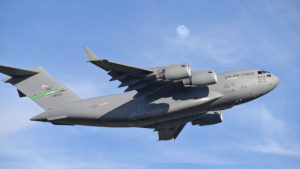 Boeing C-17 aircraft